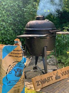 Kamado BBQ Zwart Vuur.jpg