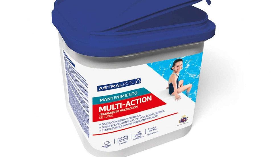 Chlor-Multifunktionstabletten  5 kg