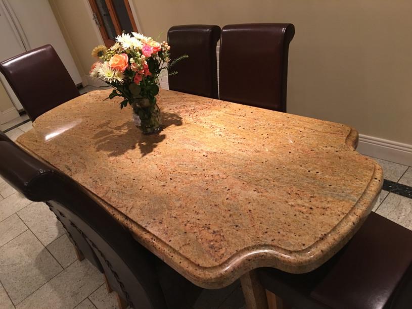 Granite - Kashmir Gold