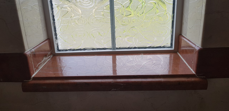 Ballyknock - Rosa Alicante Window Cill