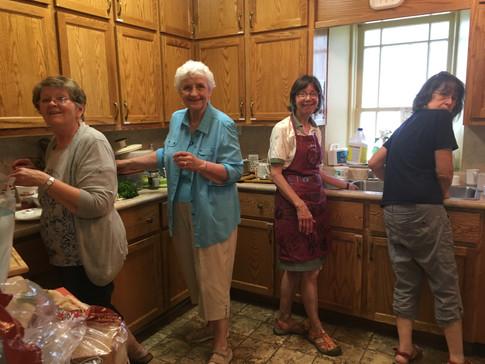 Garden Tour Kitchen