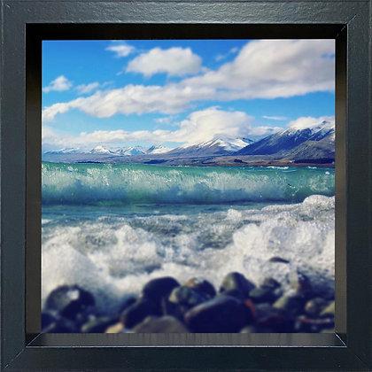 Untitled observation (#37) - framed