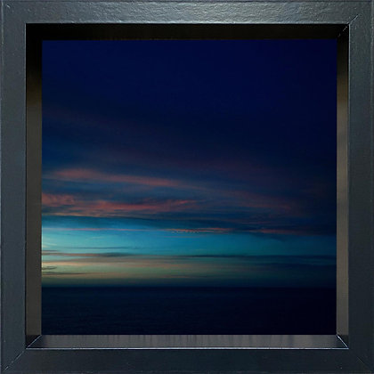 Untitled observation (#31) - framed