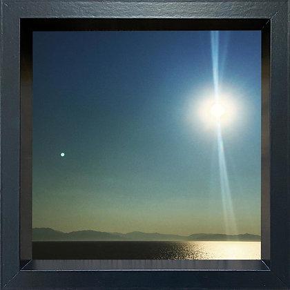 Untitled observation (#05) - framed