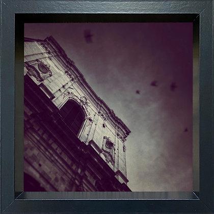 Untitled observation (#29) - framed