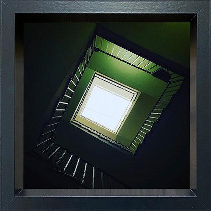 Untitled observation (#08) - framed