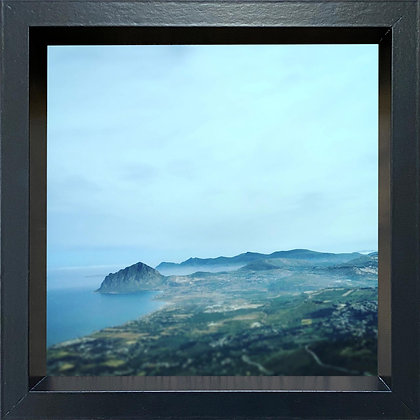 Untitled observation (#24) - framed
