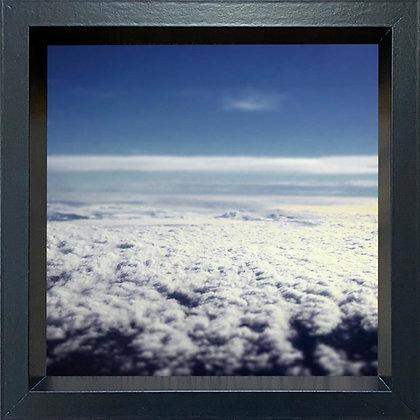 Untitled observation (#07) - framed
