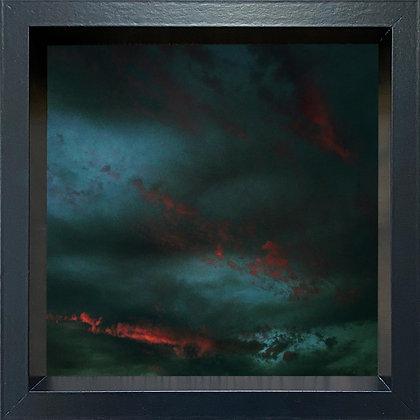 Untitled observation (#22) - framed