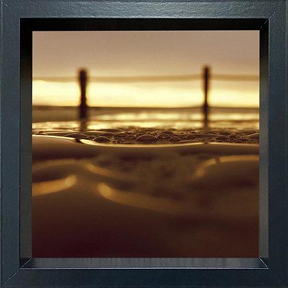 Untitled observation (#14) - framed