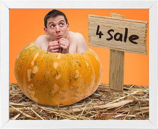 Mr October - framed