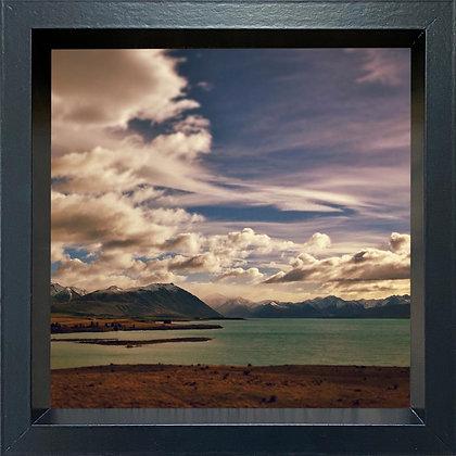 Untitled observation (#45) - framed