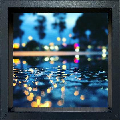 Untitled observation (#17) - framed