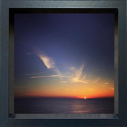 Untitled observation (#15) - framed