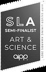 SLAS 2021 Badge - Art and Science small.