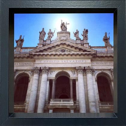 Untitled observation (#21) - framed
