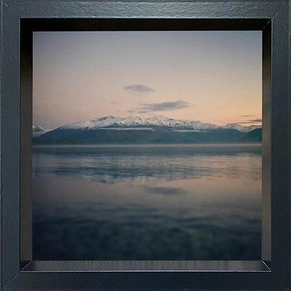 Untitled observation (#43) - framed