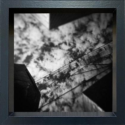 Untitled observation (#42) - framed