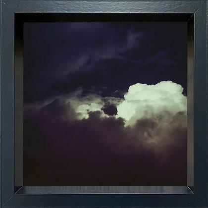 Untitled observation (#04) - framed