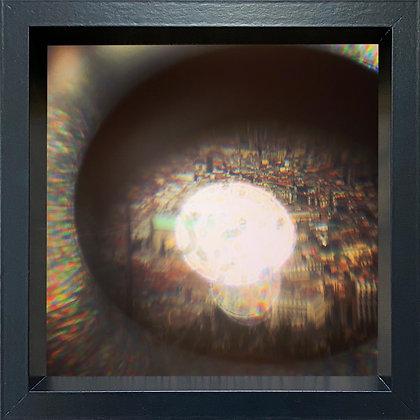 Untitled observation (#39) - framed