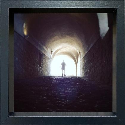 Untitled observation (#03) - framed
