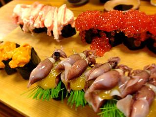 Recommended restaurant by Aburaya-Sushi Matsuno