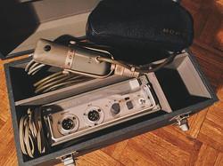 MountainHouse #micoftheday _ _sony C-37 - Variable directional tube mic - Circa 1966 _ It's Andrews