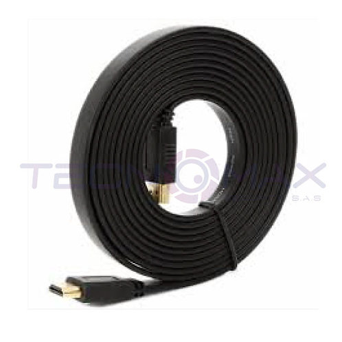 CABLE HDMI PLANO 5MTS