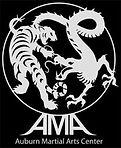 Auburn Martial Arts Logo