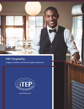 World English iTEP Hospitality