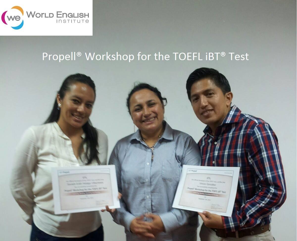 TOEFL PROPELL 1