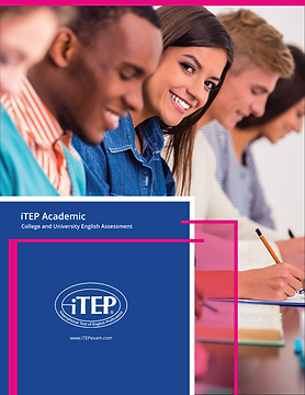 World English iTEP Academics