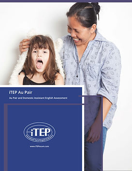 World English iTEP AuPair