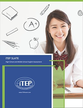 World English iTEP-SLATE