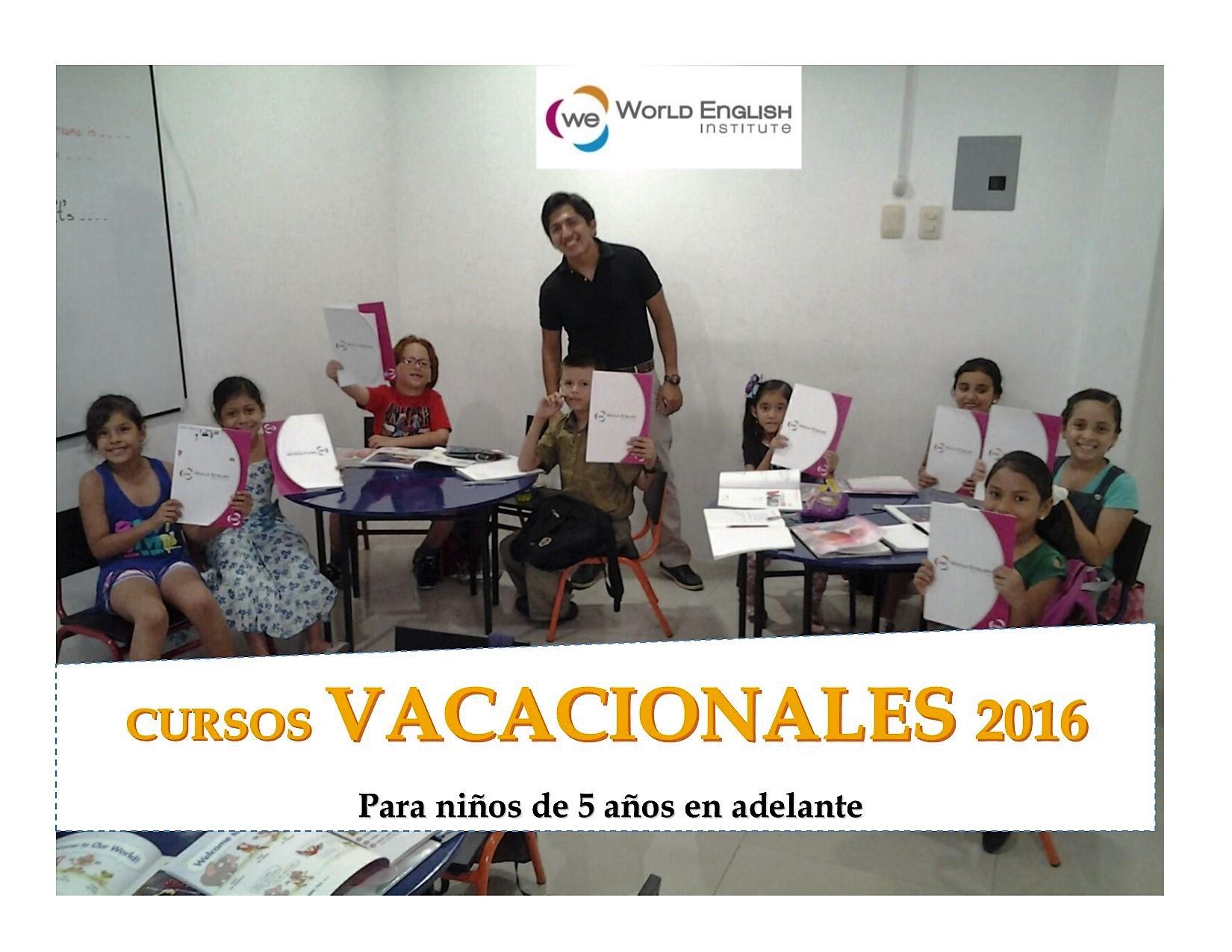 vacacionales 2015