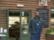 Broadchurch Series 3, Flintcombe Farm Shop, West Bay