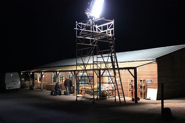 Broadchurch Series 3, Flintcombe Farm Shop, West Bay