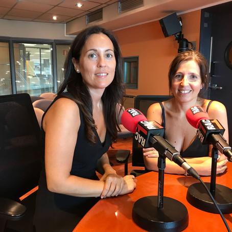 """Entrevista en el Programa de """"Tot és possible"""" de RAC1"""