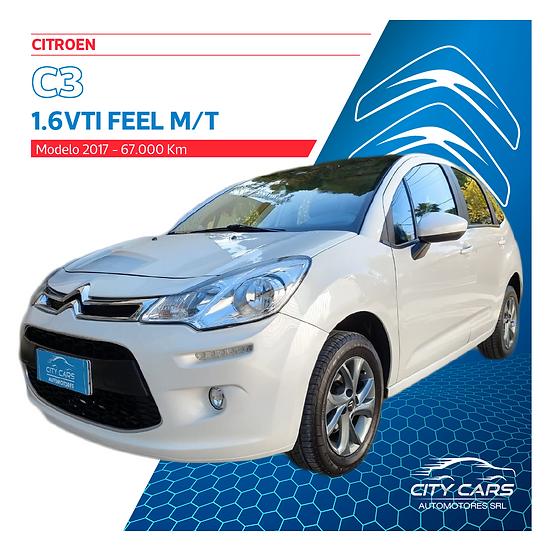 Citroen C3 Feel 1.6N