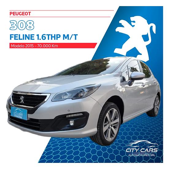 Peugeot 308 FELINE THP 1.6
