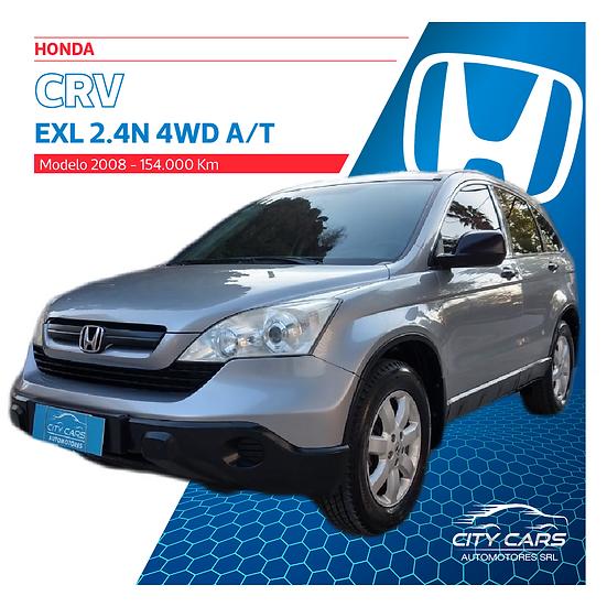 Honda CR-V EX-L AT 4WD