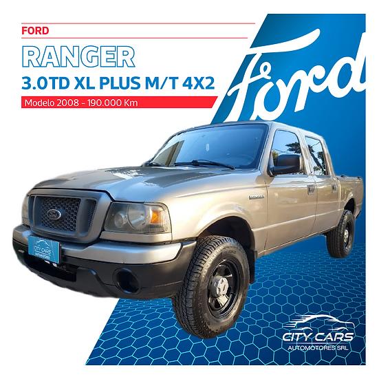 Ford Ranger XL 4X2 3.0TD