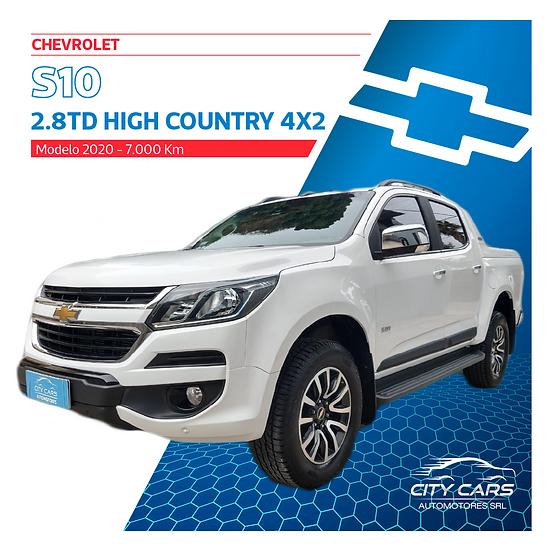 Chevrolet S10 2.8TD HC 4X2 M/T