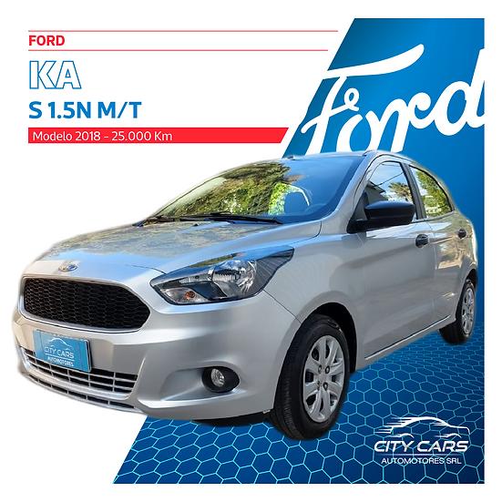 Ford Ka S 1.5