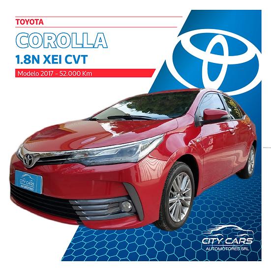 Toyota Corolla Xei A/T