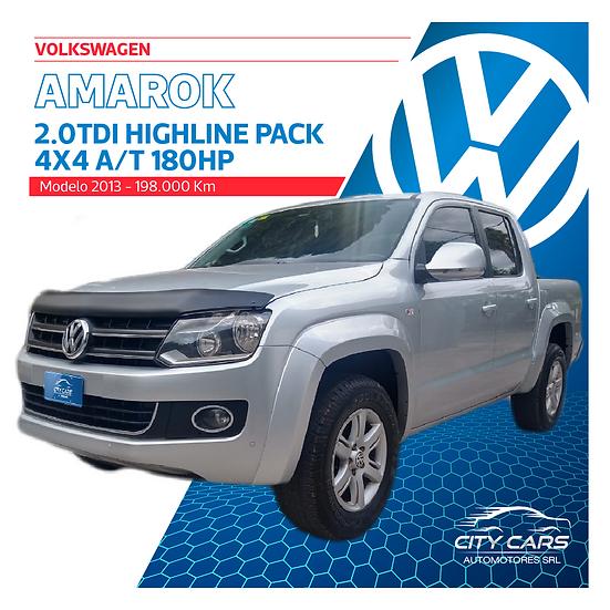 Volkswagen Amarok Highline Pack 4x4