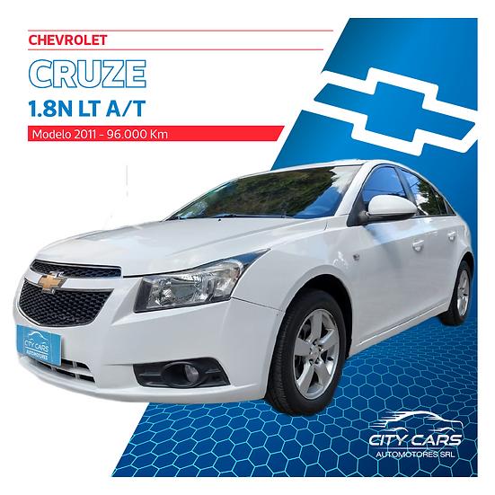 Chevrolet Cruze LT A/T