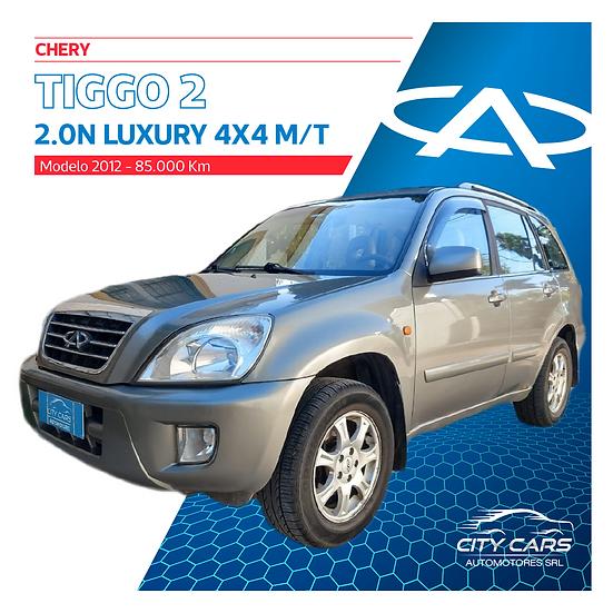 Chery Tiggo 2 Luxury 2.0N 4X4
