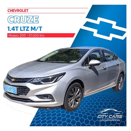 Chevrolet Cruze LTZ M/T