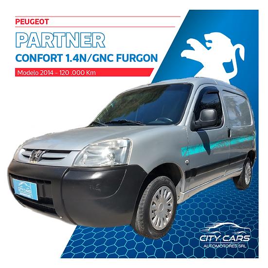 Peugeot Partner Furgón  N/GNC 1.4